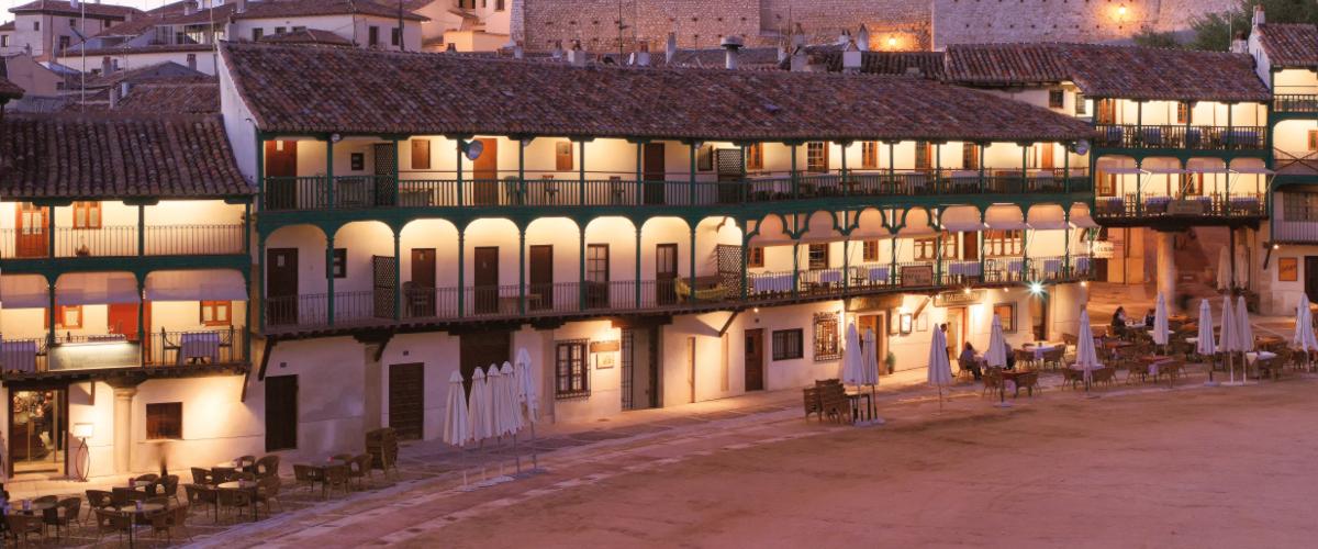 Qu visitar casa de la marquesa for Visitar la alberca y alrededores